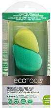 Voňavky, Parfémy, kozmetika Sada špongií na make-up - EcoTools Blender Duo (2ks)
