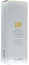 Voňavky, Parfémy, kozmetika Hydratačný krém pre problematickú suchú pleť - Babe Laboratorios Emollient Cream