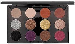 Voňavky, Parfémy, kozmetika Paleta očných tieňov - Pur Defense Anti-Pollution Eyeshadow Palette