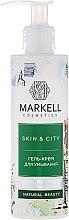 """Voňavky, Parfémy, kozmetika Gélový krém na umývanie """"Snehové huby"""" - Markell Cosmetics Skin&City Face Mask"""