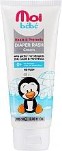 Voňavky, Parfémy, kozmetika Telový krém - Moi Bebe Heals & Protects Diaper Rash Cream