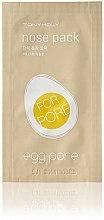 Voňavky, Parfémy, kozmetika Náplasť na nos proti čiernym bodkám - Tony Moly Egg Pore Nose Pack