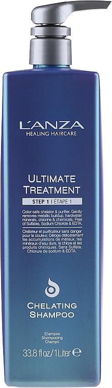 Šampón na vlasy - L'anza Ultimate Treatment Step 1 Chelating Shampoo