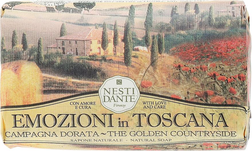 "Mydlo ""Zlatá krajina"" - Nesti Dante Emozioni a Toscana Soap"