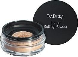 Voňavky, Parfémy, kozmetika Sypký púder na tvár - IsaDora Loose Setting Powder