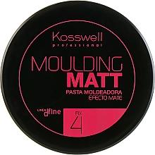 Voňavky, Parfémy, kozmetika Modelovacia pasta na vlasy s matným povrchom - Kosswell Professional Dfine Moulding Matt 4