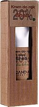 """Voňavky, Parfémy, kozmetika Krém na ruky """"Zelený čaj"""" - Scandia Cosmetics 20% Shea Green Tea Hand Cream"""