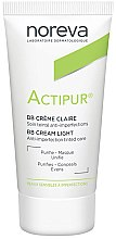 Voňavky, Parfémy, kozmetika BB-krém - Noreva Laboratoires Actipur Tinted BB Cream