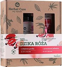 Voňavky, Parfémy, kozmetika Sada - Farmona Herbal Care (milk/500ml + h/cr/100ml)
