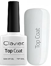 Voňavky, Parfémy, kozmetika Top pre hybridný lak na nechty - Clavier ProHybrid Top Coat