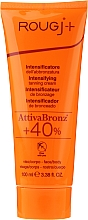 Voňavky, Parfémy, kozmetika Krémový aktivátor opaľovania - Rougj+ Intensifying Tanning Cream