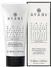Voňavky, Parfémy, kozmetika Protistarnúci krém na nechty a nectovú kožičku - Avant Hand Nail & Cuticle Anti-Ageing Cream
