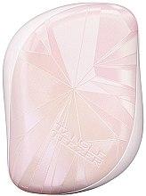 Voňavky, Parfémy, kozmetika Kefa na vlasy - Tangle Teezer Compact Styler Smashed Holo Pink