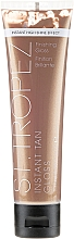 Voňavky, Parfémy, kozmetika Avtobronzant na telo s efektom leska - St. Tropez Instant Tan Finishing Gloss