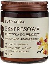 Voňavky, Parfémy, kozmetika Expresný kondicionér na vlasy s mangovým a avokádovým olejom - Bosphaera