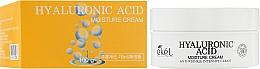 Voňavky, Parfémy, kozmetika Hydratačný krém na tvár s kyselinou hyalurónovou - Ekel Hyaluronic Acid Moisturee Cream