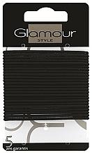 Voňavky, Parfémy, kozmetika Gumičky do vlasov, 414933, čierne - Glamour