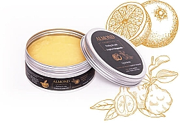 "Voňavky, Parfémy, kozmetika Scrub na telo ""Grapefruit a bergamot""  - Almond Cosmetics Grapefruit & Bergamot Body Scrub"