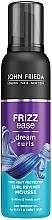 Voňavky, Parfémy, kozmetika Pena na tvarovanie kučier - John Frieda Frizz-Ease Curl Reviver Styling Mousse