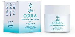 Voňavky, Parfémy, kozmetika Krém na tvár s ochranou pred UV žiarením - Coola Full Spectrum 360 Mineral Sun Silk Moisturizer SPF 30