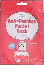 Voňavky, Parfémy, kozmetika Látková maska proti začervenaniu a podráždeniu pre citlivú pokožku - Cettua Anti-Redness Facial Mask