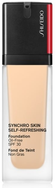 Trvalý make-up - Shiseido Synchro Skin Self-Refreshing Foundation SPF 30