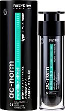 Voňavky, Parfémy, kozmetika Krém proti ľahkej formy akné, krok 1 - Frezyderm Ac-Norm Medilike Effect 1
