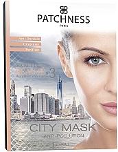 Voňavky, Parfémy, kozmetika Čistiaca a okysličujúca pleťová maska - Patchness City Mask