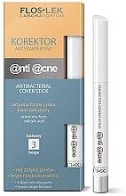 Voňavky, Parfémy, kozmetika Korektor na tvár - FlosLek Anti Acne Program Corrector