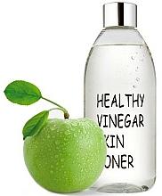 "Voňavky, Parfémy, kozmetika Tonikum na tvár ""Jablko"" - Real Skin Healthy Vinegar Skin Toner Apple"