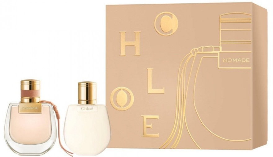 Chloe Nomade - Sada (edp/50ml + b/lot/100ml)