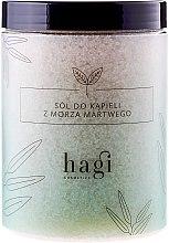 Voňavky, Parfémy, kozmetika Kúpeľové soli z Mŕtveho mora - Hagi Bath Salt
