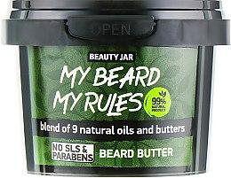 Voňavky, Parfémy, kozmetika Olej pre bradu - Beauty Jar My Beard My Rules Beard Butter