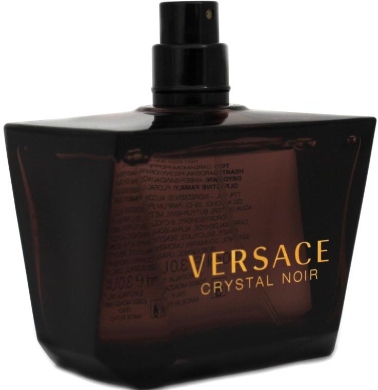 Versace Crystal Noir - Parfumovaná voda (tester bez viečka)  — Obrázky N2