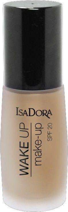Tonálny základ - IsaDora Wake Up Make-Up Foundation SPF 20