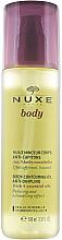 """Voňavky, Parfémy, kozmetika Olej na telo """"Anticelulitídny"""" - Nuxe Body Body-Contouring Oil Anti-Dimpling"""