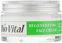 Voňavky, Parfémy, kozmetika Regeneračný pleťový krém - DeBa Bio Vital Regenerating Face Cream