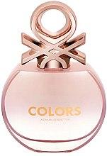 Voňavky, Parfémy, kozmetika Benetton Colors De Benetton Rose - Toaletná voda