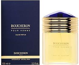 Voňavky, Parfémy, kozmetika Boucheron Pour Homme - Parfumovaná voda