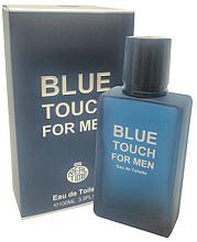 Voňavky, Parfémy, kozmetika Real Time Blue Touch - Toaletná voda