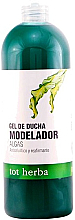 Voňavky, Parfémy, kozmetika Modelovací sprchový gél s morskými riasami - Tot Herba Shower Gel