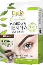 Voňavky, Parfémy, kozmetika Henna na obočie - Delia Cosmetics Eyebrow Expert Brow Henna