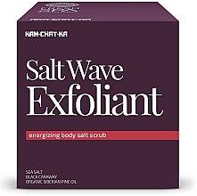 Voňavky, Parfémy, kozmetika Tonizujúci soľný telový peeling - Natura Siberica Fresh Spa Kam-Chat-Ka Salt Wave Exfoliant