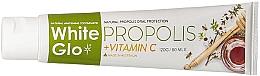 Voňavky, Parfémy, kozmetika Zubná pasta s propolisom - White Glo Propolis plus Vitamin C Toothpaste