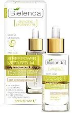 Voňavky, Parfémy, kozmetika Aktívne korekčné sérum - Bielenda Skin Clinic Professional Mezo