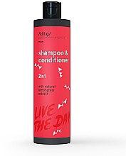 Voňavky, Parfémy, kozmetika Šampón a kondicionér 2 v 1 - Kili·g Man 2-in-1 Shampoo