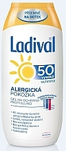 Voňavky, Parfémy, kozmetika Gél pre citlivú pleť - Ladival SPF50