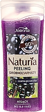 """Voňavky, Parfémy, kozmetika Sprchový peeling """"Čierne ríbezle"""" - Joanna Naturia Peeling"""