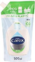 Voňavky, Parfémy, kozmetika Tekuté antibakteriálne mydlo - Carex Moisture Plus Hand Wash (Refill)