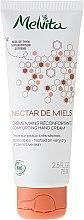 Voňavky, Parfémy, kozmetika Upokojujúci krém na ruky - Melvita Nectar De Miels Hand Cream